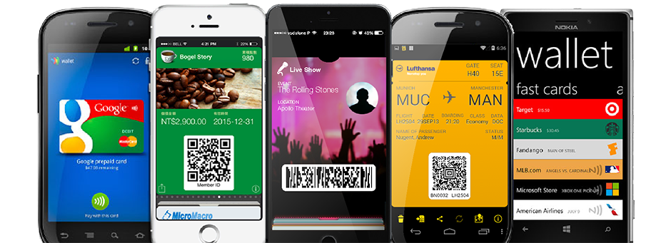 The Growth and Rise of Mobile Wallets – Apple's Passbook and Google Wallet
