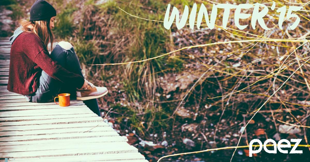 Prepare-se para o Inverno com a Paez