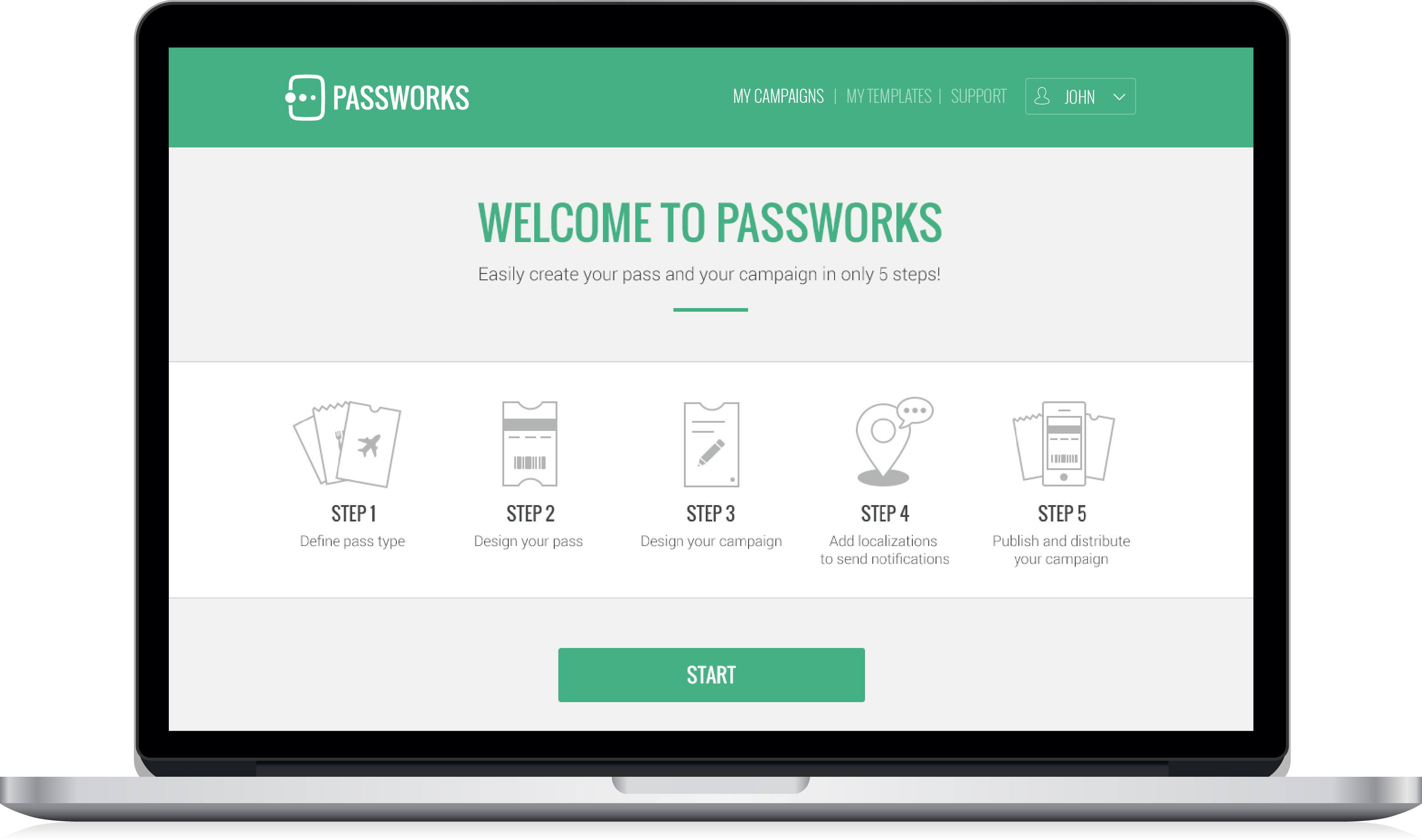 Passworks Platform_Welcome to Passworks